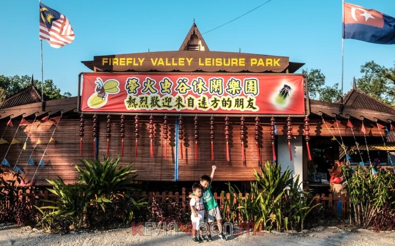 Firefly Valley Leisure Park, Kota Tinggi, Johor